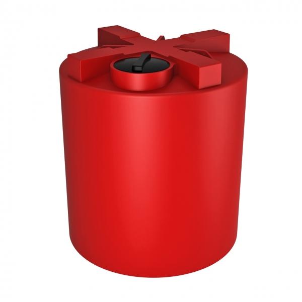 Новая пластиковая ёмкость объёмом десять тысяч литров с увеличенной толщиной стенки для химикатов и удобрений с повышенной плотностью по самой выгодной цене в Москве.