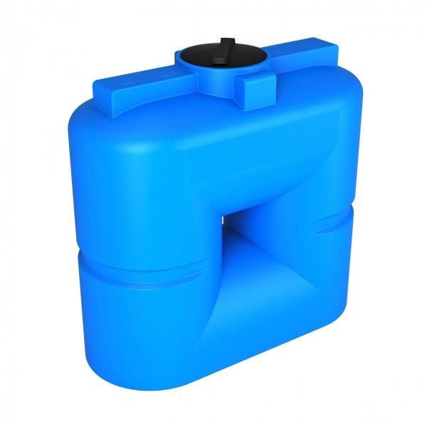 Удобная пластиковая ёмкость,семьсот пятьдесят литров по размерам проходит в стандартный дверной проём,подойдёт для воды и топливо,очень дёшево  в Москве.