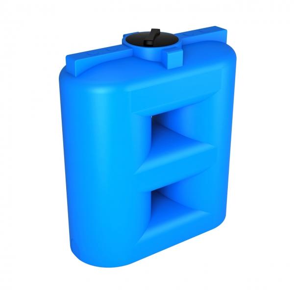 Удобная пластиковая ёмкость объёмом тысячу пятьсот литров(полторы тонны),с удобными габаритами-пройдёт в дверной проём,по самой низкой и выгодной цене в Москве.