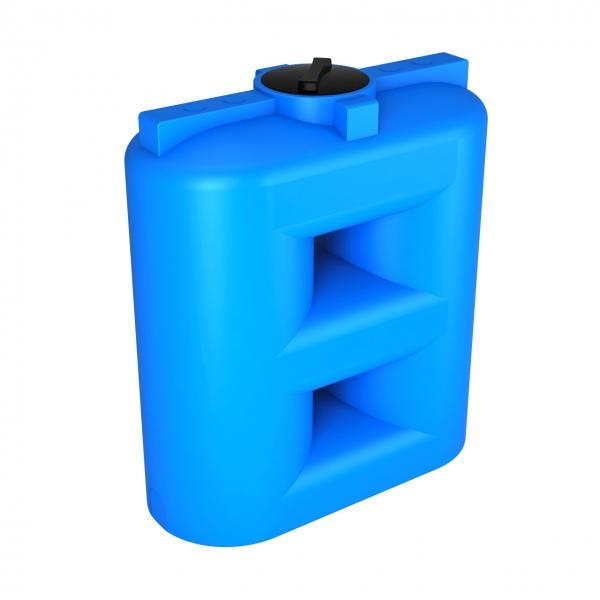 Удобная пластиковая ёмкость для дизеля,пищевых продуктов и питьевой воды,новая,объёмом  две тонны(две тысячи литров)по низкой цене в Москве.