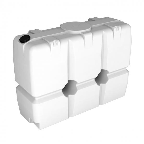 Пластиковая ёмкость объёмом две тысячи литров(две тонны)можно занесьти в дверной проём,для технической и питьевой воды по самой низкой цене в Москве.