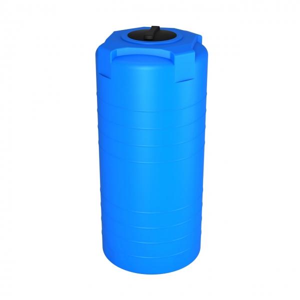 Ёмкость объёмом тысяча литров из пищевого пластика удобной формы пройдёт в любой дверной проём,по самой дешёвой цене в Москве.