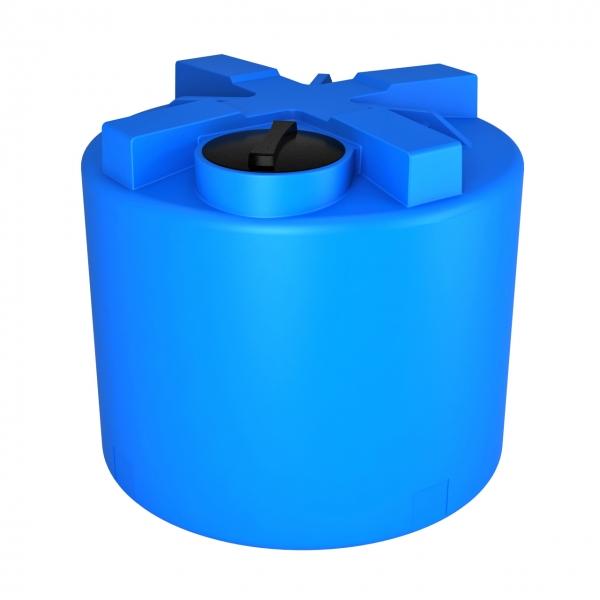 Универсальная пластиковая ёмкость объёмом две тысячи литров(две тонны) из пищевого пластика,идеально подойдёт для воды,дизельного топлива по низкой цене в Москве.