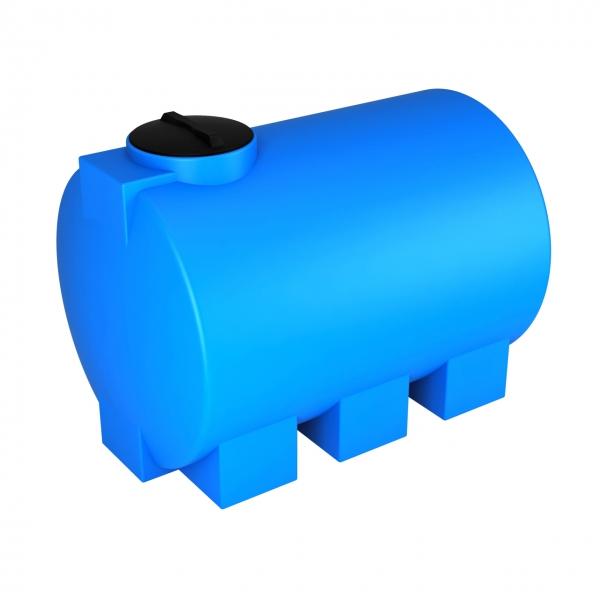 Ёмкость объёмом две тысячи литров с удобной эксплуатационной высотой,новая,идеально подойдёт для питьевой воды или дизельного топлива по самой низкой цене в Москве.