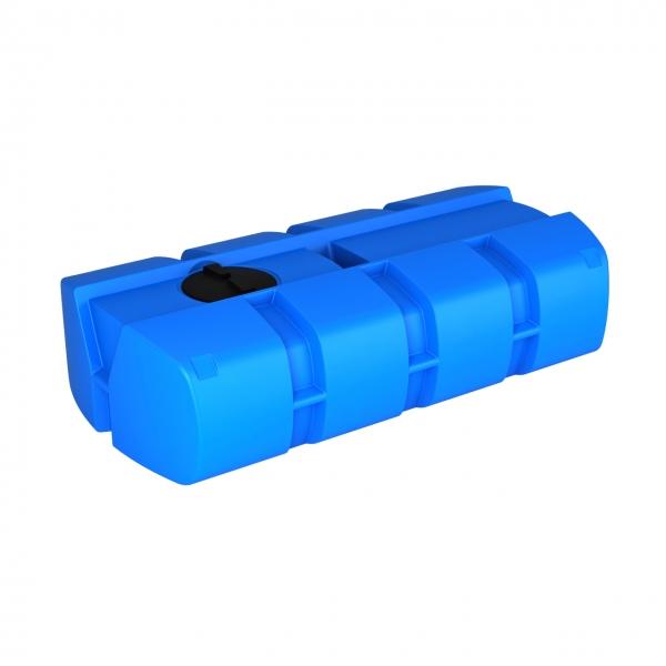 Горизотальная пластиковая ёмкость из прочного полиэтилена с возможностью транспортировки в наполненном состоянии,для дизеля,воды,по самой выгодной цене в Москве.