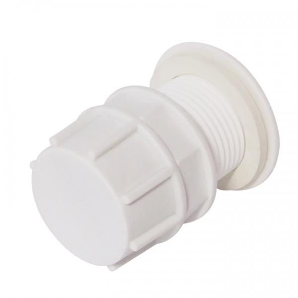 Отвод из бака (пластик)