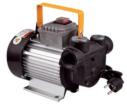 Топливный насос для дизеля на двести двадцать вольт,производительностью шестьдесят литров в минуту.Высота всасывания пять метров.Оптовые цены в Москве.