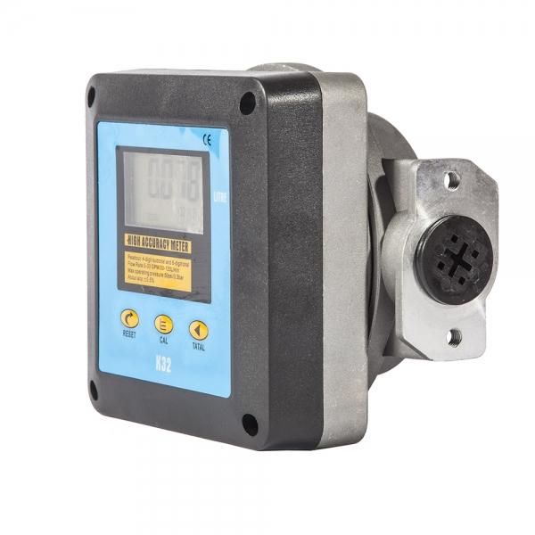 Электронный счетчик учета топлива покажет с высокой точностью количество заправленных литров дизельного топлива