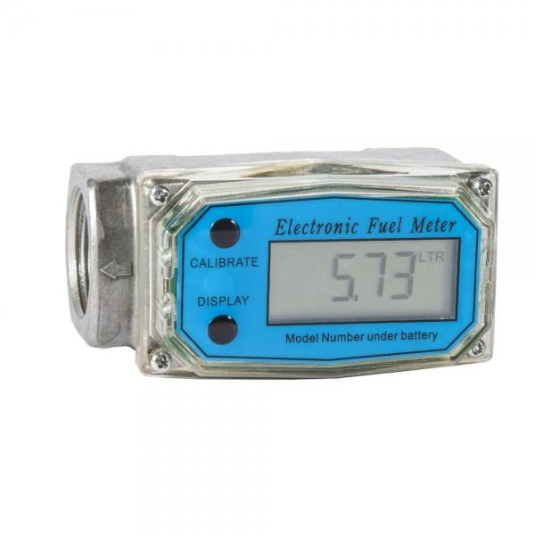 Электронный счётчик учёта расхода топлива,легкий,прочный,надёжный,рабочая температура до минус десяти градусов,по доступной цене в Москве.