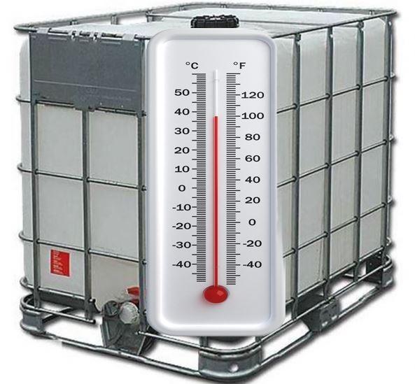 Еврокуб 1000 л, б/у, чистый пропаренный с подогревом 3 тэна (поддон металл/пластик)