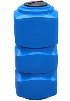 Ёмкость VERT P750 blue